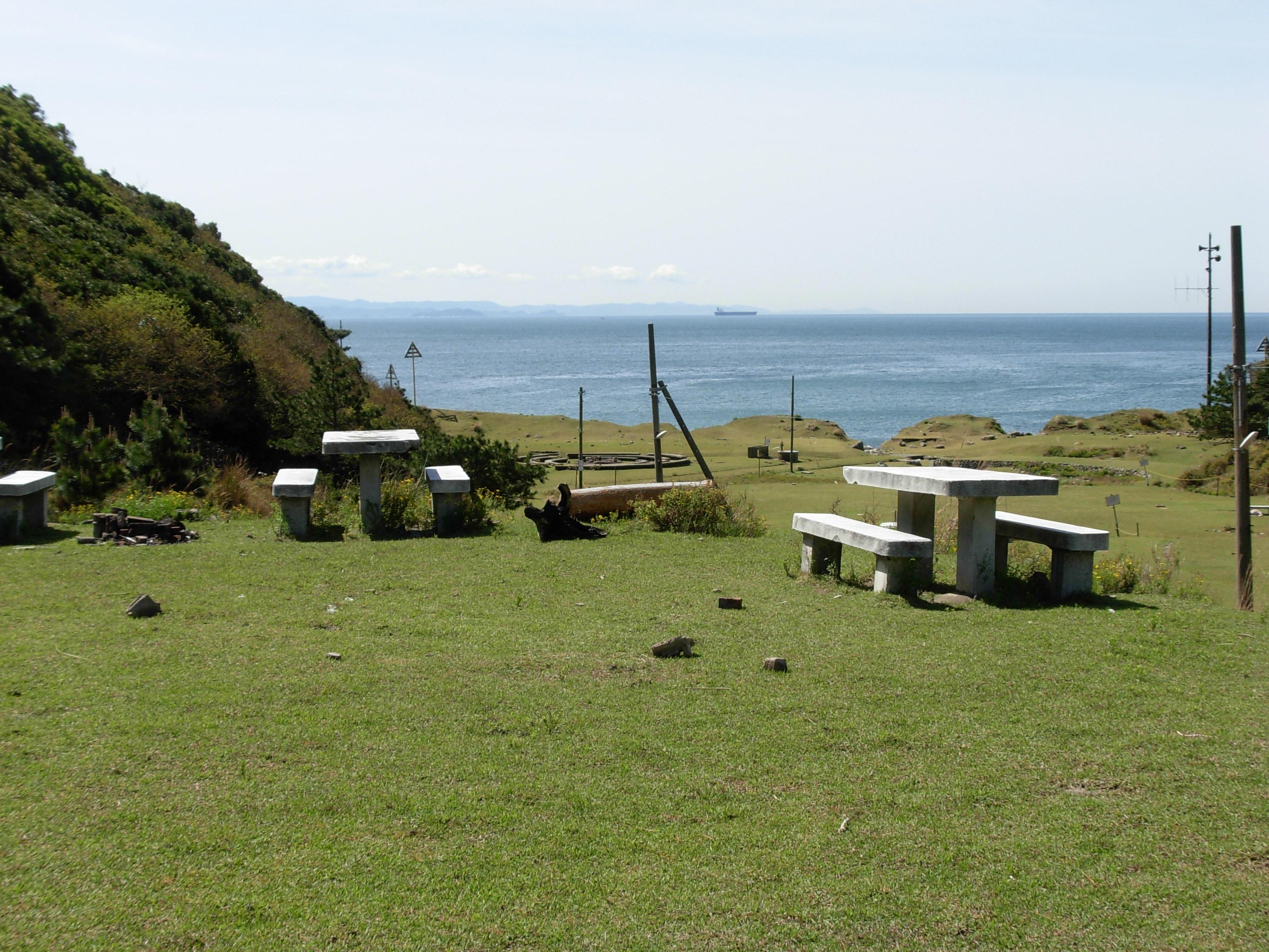 南垂水キャンプ場