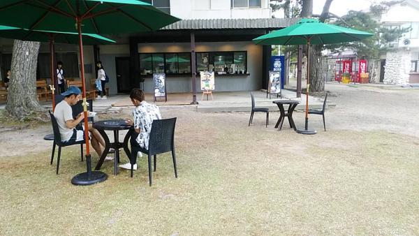 友ヶ島にカフェ開店!?