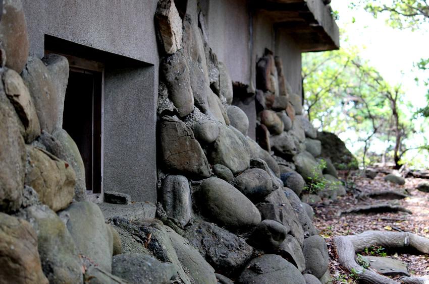 石壁もまた一興