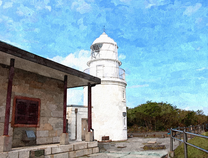 今年の初灯台