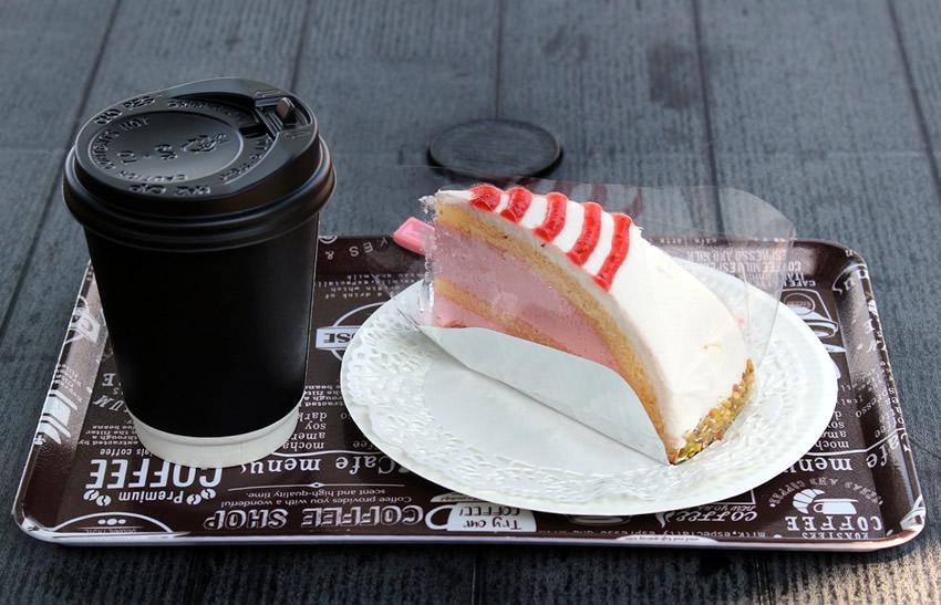 友ヶ島のケーキ